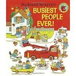 【英文原版】Richard Scarry's Busiest People Ever!最忙碌的人