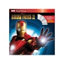 【英文原版】Iron Man 2 Read-Along Storybook and CD  《钢铁侠2》朗读书+CD