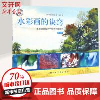 水彩画的诀窍(畅销版)上海人民美术出版社