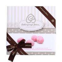 巴布洛Paplo/地中海酸奶木莓扁桃仁巧克力豆120g/盒