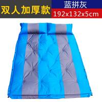 户外自动充气垫防潮垫加厚加宽单人可拼接午休睡垫5cm帐篷垫SN5933