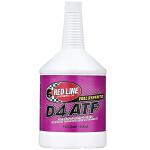 美国红线Redline汽车多酯类全合成自动变速箱油D4 ATF驱动桥油齿轮油波箱油(946毫升/瓶)