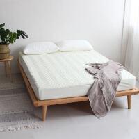 可洗席梦思保护套床笠单件1.5m防滑床垫褥子夹棉薄棕垫床罩1.8米