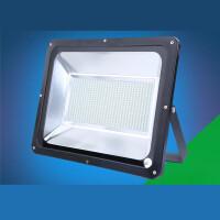 LED投光灯户外防水探照灯射灯方灯200W工厂房车间照明工程灯300W
