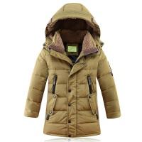 冬季新款儿童羽绒服 男童女童轻薄短款羽绒服加厚 修身保暖 百搭轻薄羽绒服外套