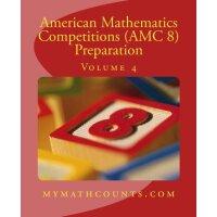 英文原版 美国数学竞赛 (AMC 8) 备考4 American Mathematics Competitions (