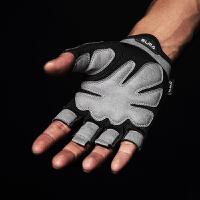 时尚健身手套男女运动防滑半指器械哑铃动感单车举重训练手套 可礼品卡支付