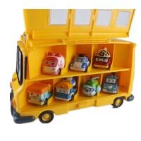 正版珀利警车poli警长儿童玩具波利合金车罗伊安巴救护直升机消防