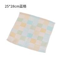 家用棉纱洗脸宝宝儿童吸水巾小方巾婴儿毛巾纯棉帕手巾面巾
