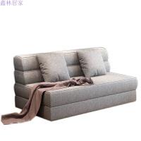 沙发床可折叠榻榻米单人1.2双人1.5米小户型客厅两用简易懒人沙发 1.8米-2米
