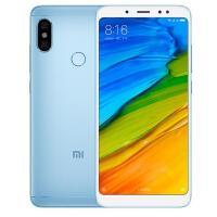 小米 红米Note5 全网通版 3GB+32GB 魔力蓝 移动联通电信4G手机 双卡双待