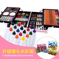 儿童画画套装工具学习用品礼盒小学生水彩笔绘画笔套装六一节礼物