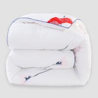 棉花被芯纯棉花新疆棉被加厚保暖棉胎被褥学生被子冬被全棉 220x240cm 10斤