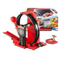 男孩DJC57赛车总动员3玩具车轨道闪电环道情景套装赛车麦坤昆