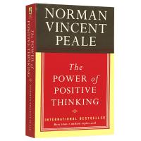 The Power of Positive Thinking 积极思考就是力量 英文原版 积极思考的力量 全英文版原版