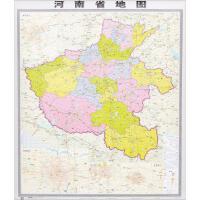 河南省地图 山东省地图出版社