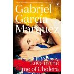英文原版 马尔克斯:霍乱时期的爱情 Gabriel García Márquez: Love In The Time