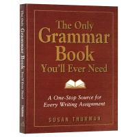 英语语法 你永远都需要的语法书 英文原版 The Only Grammar Book You'll Ever Need