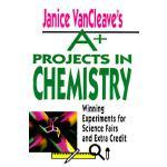 【预订】Janice VanCleave's A+ Projects in Chemistry Winning Exp