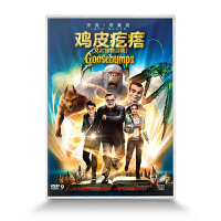 新华书店 原装正版 外国电影 新索 鸡皮疙瘩DVD9