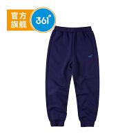 361° 361童装男童长裤冬季男童针织加厚长裤N51742551