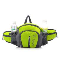 多功能女运动旅行背包大容量双肩户外腰包男登山骑行防水单肩斜挎