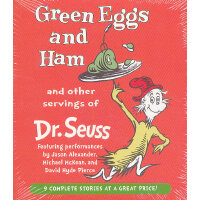 Green Eggs and Ham and Other Servings of Dr. Seuss [Unabrid