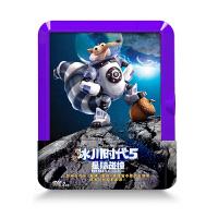 新华书店正版 动画电影 冰川时代5:星际碰撞 双DVD相框版(DVD9+DVD5)