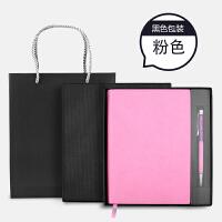 20180625025303034A5商务记事本创意笔本礼盒套装企业公司笔记本文具礼品定做LOGO