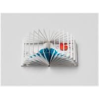 现货包邮 原版 360°BOOK 富士山 日文原版艺术创意立体图书 创意礼物书