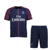 17-18巴黎圣日耳曼球衣套装 足球服套装 巴黎球衣足球服可印字印号