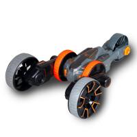 儿童电动无线遥控车 男孩越野翻滚充电汽车玩具Y6五轮特技车