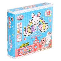 智高kk喷喷笔绘画套装12色3d立体儿童水彩画笔益智玩具学习用品