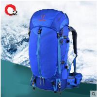 旅游骑行包速干男女户外轻量双肩包登山包大容量背包巡游50+10 L/65+10L