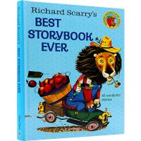 英文原版儿童绘本 理查德斯凯瑞最棒棒的故事集 Richard Scarry's Best Storybook Ever