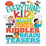 【预订】The Everything Kids' Giant Book of Jokes, Riddles, and