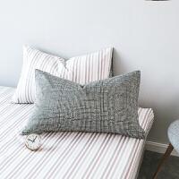 纯棉床笠单件席梦思保护套固定床罩1.5m1.8m双人床套全棉防滑床单
