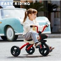儿童三轮车2-3-4岁小孩童车宝宝玩具车婴儿脚踏车折叠自行车