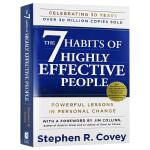 英文原版 The 7 Habits of Highly Effective People 高效能人士的七个习惯 英文版