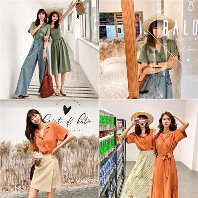 七格格雪纺衬衫女韩版2019新款夏港风心机设计感小众宽松洋气衬衣