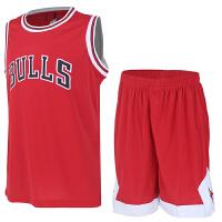 芝加哥公牛队专属比赛队服 罗斯球衣 男士篮球服