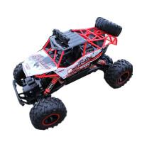 遥控汽车越野四驱赛车攀爬大脚车男孩高速漂移充电玩具车儿童礼物