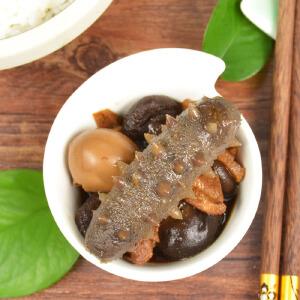 【山东特产】即食红焖海参新鲜海产品 营养代餐100g