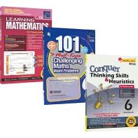 SAP Mathematics Thinking 101 Challenging Collection Grade 6