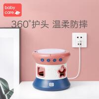 【满129减20】babycare宝宝手拍鼓婴儿玩具6-12个月益智拍拍鼓0-1岁儿童音乐鼓