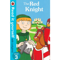 Read it Yourself: The Red Knight(Level 3)红骑士(大开本平装)ISBN9780