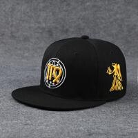 12十二星座帽子时尚男士韩版百搭户外遮阳帽防晒帽青年女鸭舌棒球帽