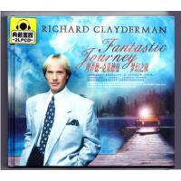 正版理查德克莱德曼钢琴曲精选集梦幻之旅黑胶唱片轻音乐汽车载cd光盘碟片