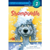【英文原版】Shampoodle Step into Reading Step 2 洗发水