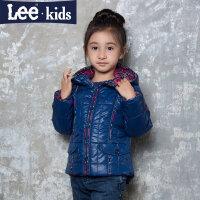 LEE儿童秋装棉外套童装 儿童宝宝棉衣 女童棉服2016新品2RW40657